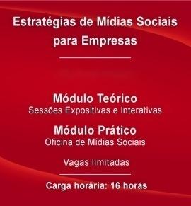 Curso de Estratégias de Mídias Sociais para Empresas